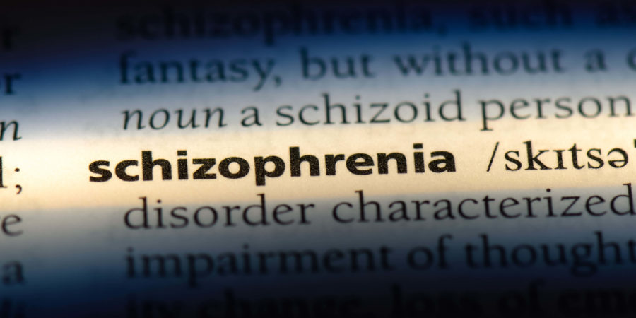 history of schizophrenia