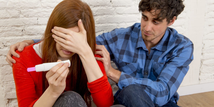 dealing with unplanned pregnancy