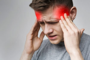 stress causing migraines