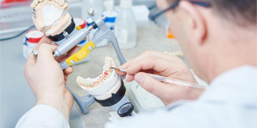 dentistry prosthodontics