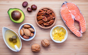 omega-3 vitamin for brain health